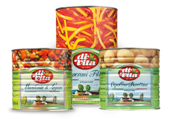 Di Vita - Products - Food Service